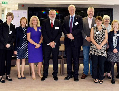 Epsom & Ewell Business Awards Launch 2016