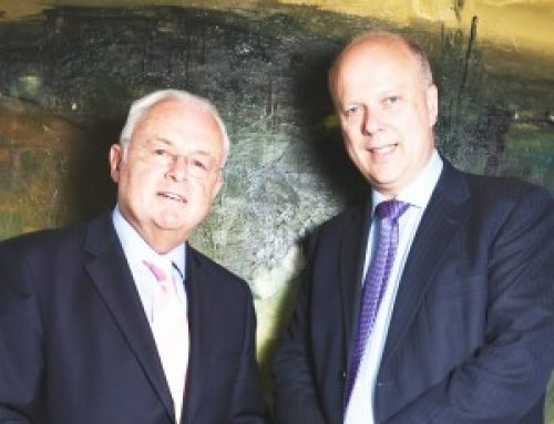 Chris Grayling voted Conservative MP of the Year