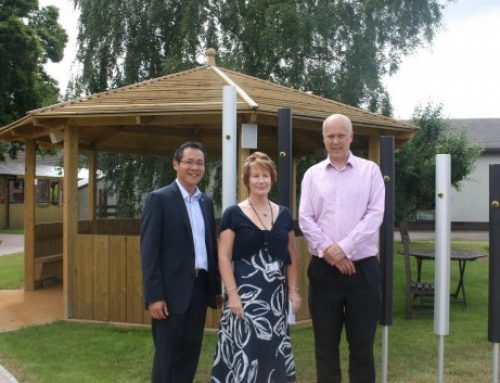 Visit to Tadworth Children's Trust