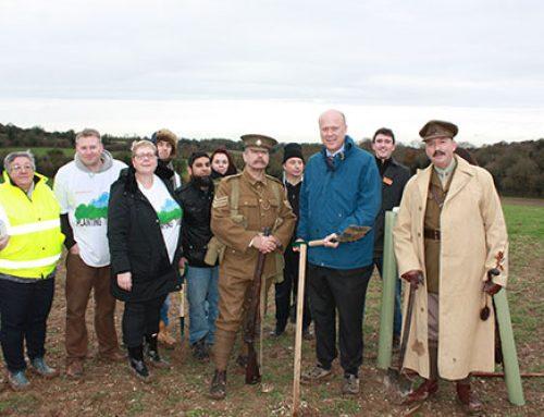 Woodland Trust Centenary Wood – Langley Vale