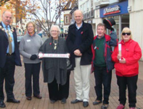 Celebrating the Epsom Rambler's Association's 75th birthday – November 2010