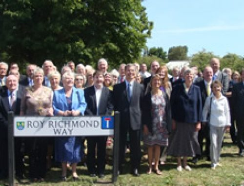Remembering Roy Richmond – June 2011