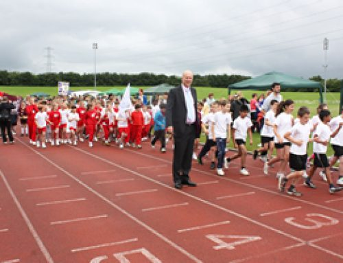 Epsom & Ewell Olympic Celebrations – July 2012
