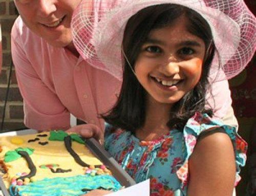 St Martin's C of E Infant School Celebrates Summer – July 2012