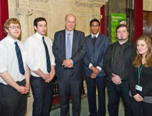 Young Workers Scheme – January 2012