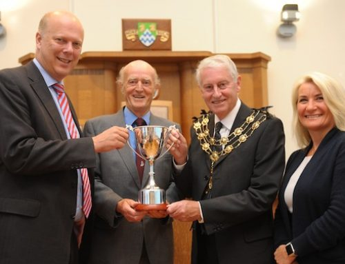Epsom Named Top Town for Courtesy 2015