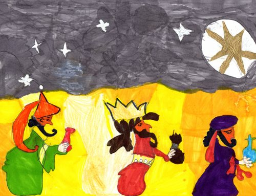 Schools Christmas Card Competition