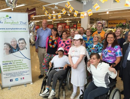 Sainsbury's support The Sunnybank Trust