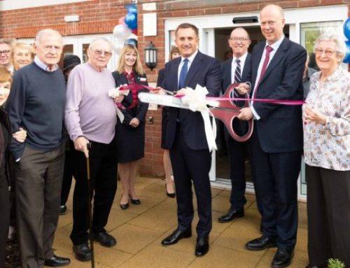 Opening of Headley Lodge Retirement Living
