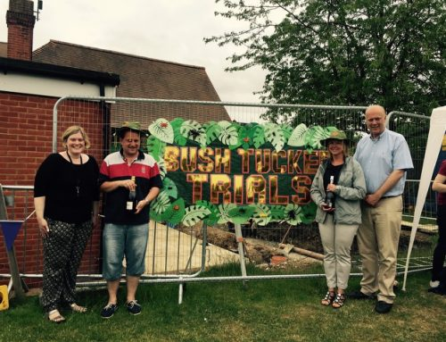 Epsom Primary School hosts Bush Tucker Trial