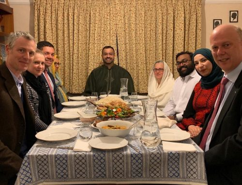 Chris praises contribution of Muslim community during Ramadan