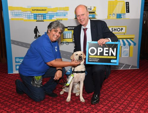 Guide Dog All Access Campaign
