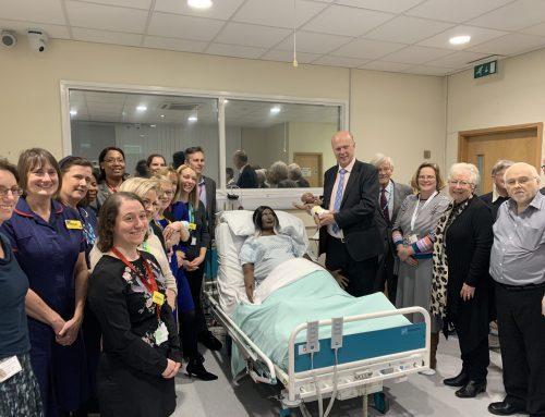 New Equipment for Epsom Hospital
