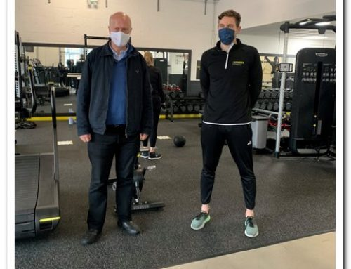 Visit to Fitness Theory Epsom