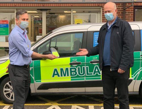 Epsom & Ewell Business Awards Crown Epsom Hospital as Local COVID Heroes