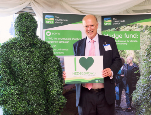 The Countryside Charity – Hedgerow Report